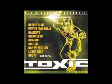 Toxic Riddim mix  2001 (KBC Music) Mix by djeasy