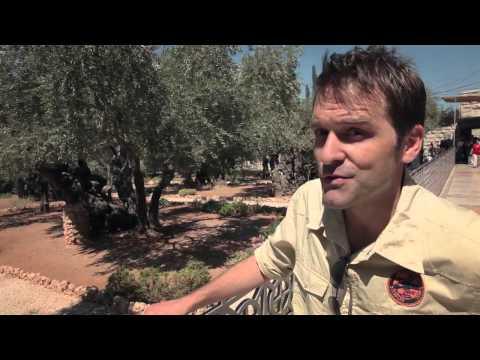 Kidron Valley and Mount of Olives - Drive Thru History