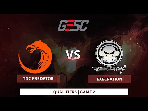 TNC Predator vs Execration (Bo3) | Game 2 | MDL Changsha Major Southeast Asia Qualifier