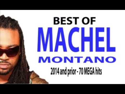 BEST OF MACHEL MONTANO MIX - 70 MEGA HITS