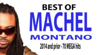 BEST OF MACHEL MONTANO MIX - 2014 and prior - 70 MEGA Hits