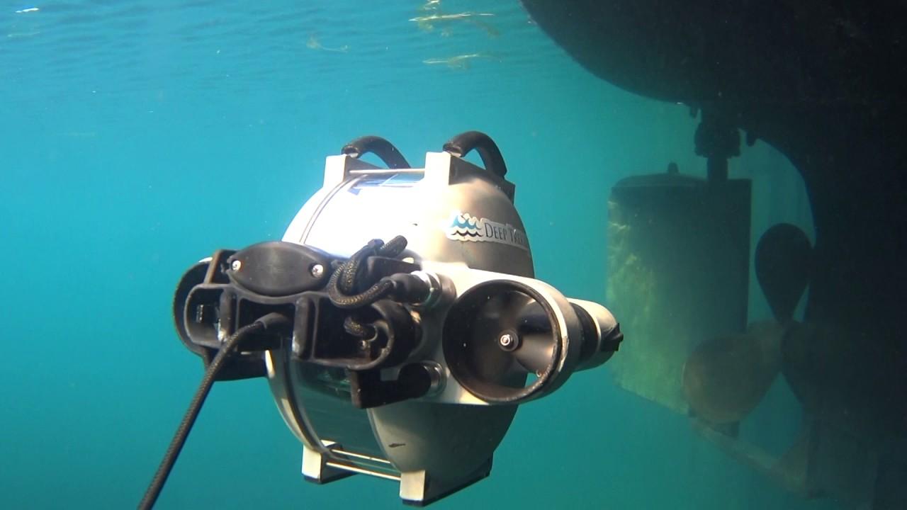 Marine Survey ROV | Ship, Boat, & Hull Inspection Camera