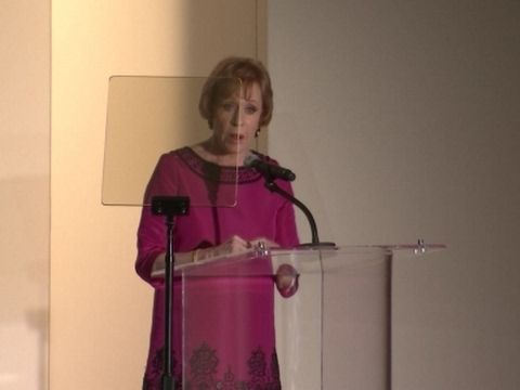 Carol Burnett's embarrassing tales