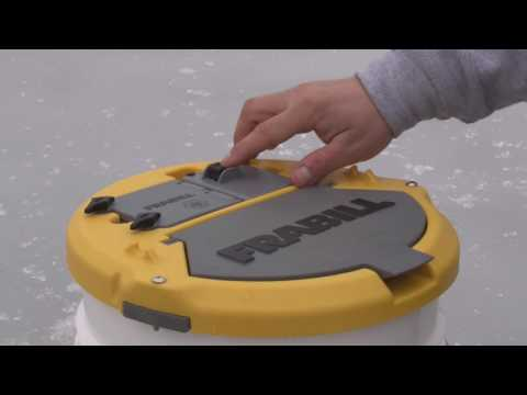 Frabill Aqualife Bait Station