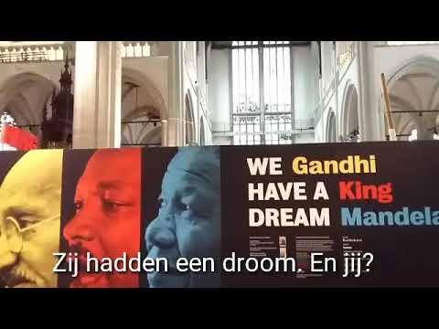 We have a Dream @NieuweKerk #Amsterdam