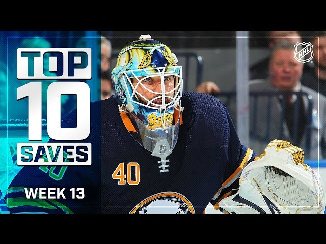 Top 10 Saves from Week 13