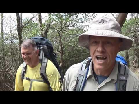 Arkaquah Trail to Brasstown Bald Redux