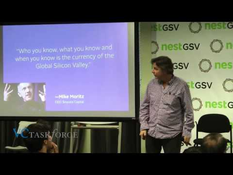VC Taskforce & StartUp World: The Internet Boom and the Reinvention of Media