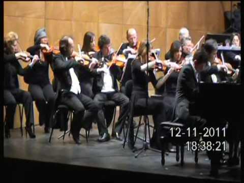 Aredion Lici - Giuseppe Marotta - Listz Totentanz for Piano & Orchestra