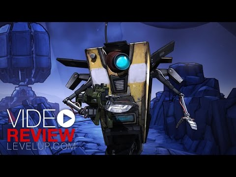 VIDEO REVIEW: Borderlands: The Pre-Sequel!