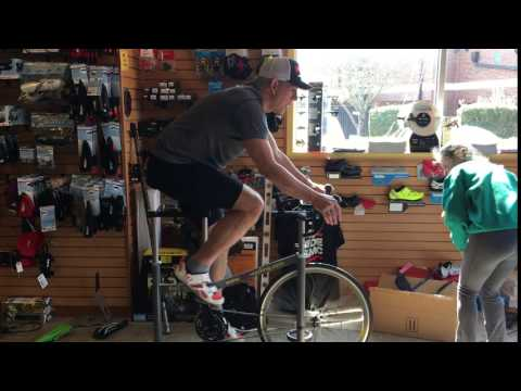 """Inside Out Sports """"Express"""" Road Fit"""