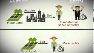 Land reform to offer rural people greater benefits