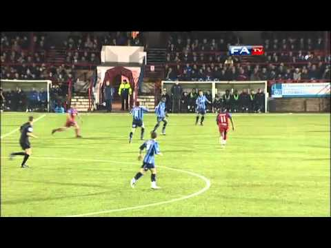 Download Aldershot 1-0 Brentford - The FA Cup 1st Round Replay - 16/11/10