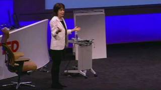 http://www.ted.com Cognitive researcher Nancy Etcoff looks at happi...