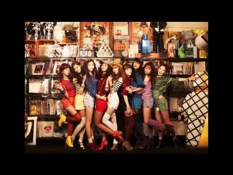 SNSD / Girl's Generation 32. 냉면 (NaengMyeon) (차가운 니 얼굴) [Audio]