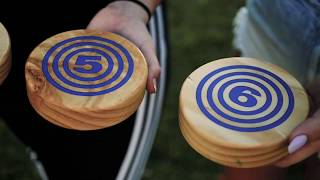 How to Play Rollors, an Outdoor Yard Game for All Ages!
