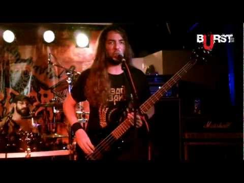 Carnal Redemption - Victim of the Cyberworld - Live @ Seven Sins Club Athens 15.07.2012