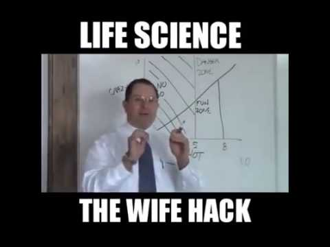 """Life Science  """" The Wife Hack """""""