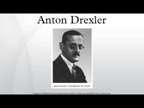 an analysis of dap formed by anton drexler in 1919 Anton drexler, who was a member of the thule society, established the dap the group developed and branched out from the free workers' committee, which was another group led and founded by among the first members of the dap were drexler's colleagues that were from the rail depot in munich.