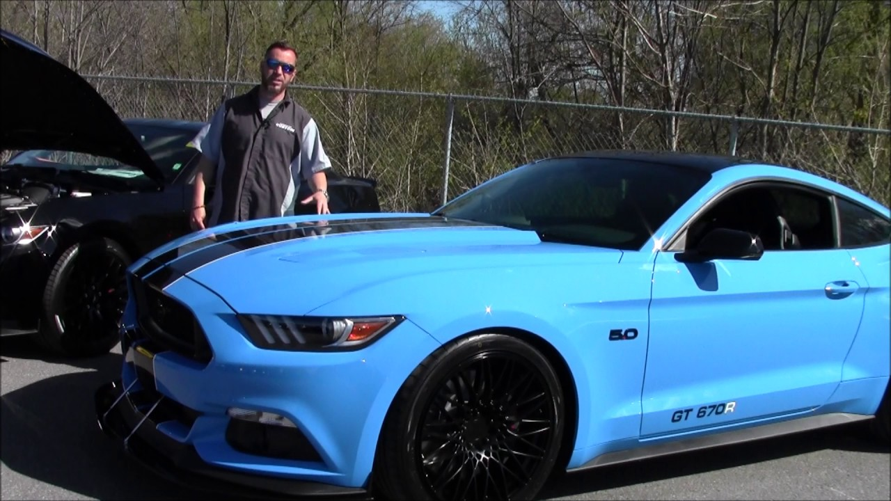 Donnelly ford custom 2017 mustang lineup