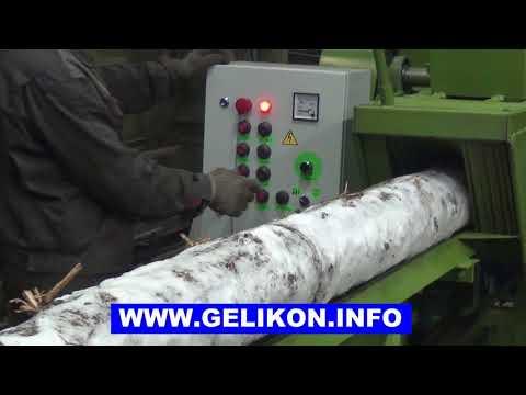 пилить тонкомер на обрезные доски выгодна на станке многопильном СПБ-8м