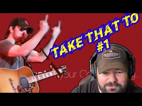Eric Church - Stick That In Your Country Song (Reaction)
