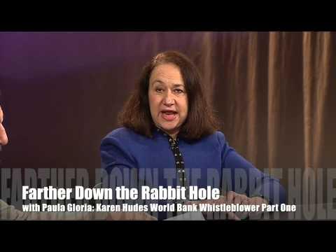 Karen Hudes World Bank Whistleblower by Joe Barton Part One