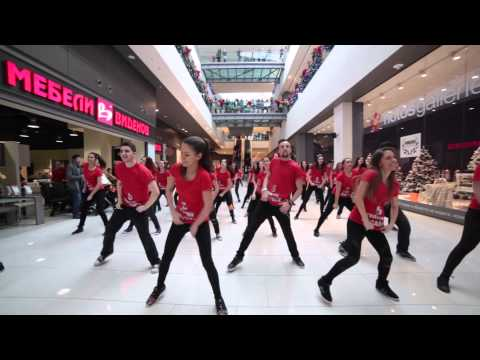 Christmas Flashmob by VS DANCE | Sofia Ring Mall