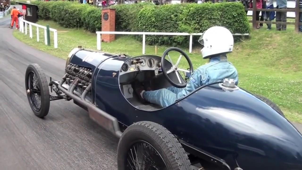 Mobil Balap Jaman Dulu Pake Mesin V8 Aero Youtube