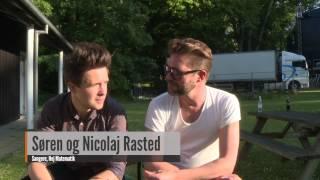 Sommerrock under Danmarks næstsmukkeste festival i Skælskør