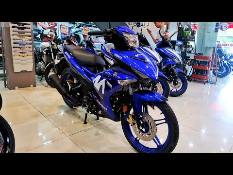 YAMAHA Y15ZR 2018 MOVISTAR TERAKHIR | GOODBYE MOVISTAR