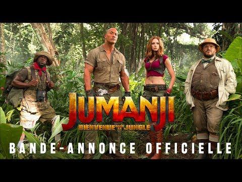 Jumanji : Bienvenue dans la Jungle - Bande-annonce 2 - VOST streaming vf