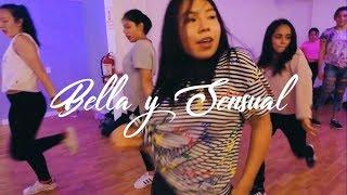 Bella y Sensual - Romeo Santos | Guillermo Alcázar Choreography
