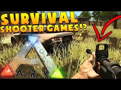 SURVIVAL SHOOTER GAMES!? - SHELLSHOCK LIVE SHOWDOWN!
