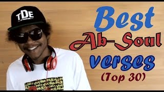 Best Ab-Soul Verses (Top 30) (Explicit Lyrics)