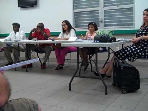 South A MAC meeting, discuss the public mtg. at Arts Center