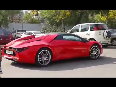 leaked dc avanti 2015 1st indian sports car interior and exterior detailed review youtube. Black Bedroom Furniture Sets. Home Design Ideas