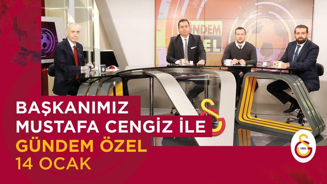 """📺 Başkanımız Mustafa Cengiz ile """"GÜNDEM ÖZEL"""""""