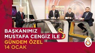 📺 Başkanımız Mustafa Cengiz ile