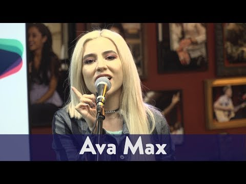 "Ava Max - ""Let It Be Me"" (Live)"