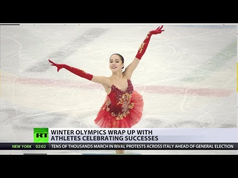 Criticism from US figure skater 'only spurred me on to be stronger' - Zagitova (Exclusive)