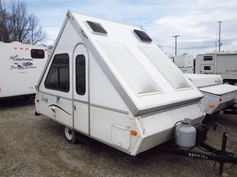 Chalet Folding Travel Trailers For Sale
