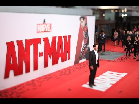Marvel's Ant-Man OFFICIAL European Premiere Highlights | HD