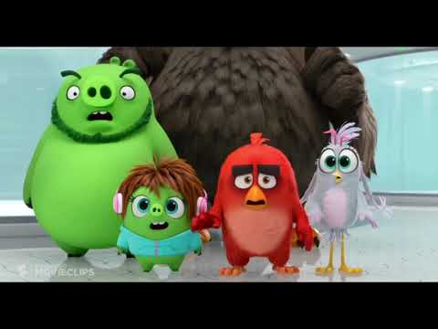 Sony Pictures Animation Portrayed By Angry Birds
