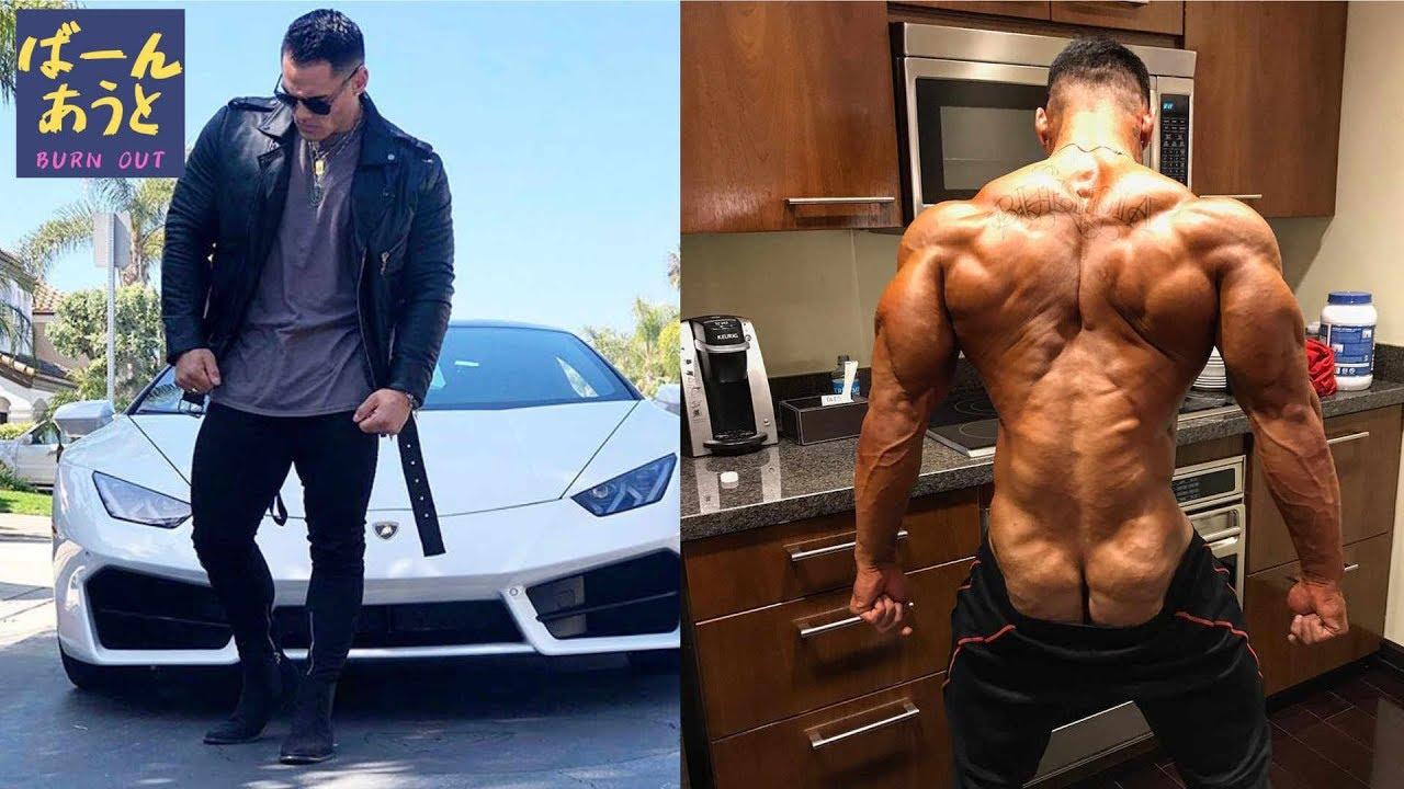 【ジェレミーブエンディア×背中】ジェレミーの背筋トレーニング8種目を紹介【Jeremy Buendia×Back Workout】