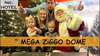 THE CHRiSTMAS SHOW + HOTEL OVERNACHTiNG | Bellinga Family Vlog #862