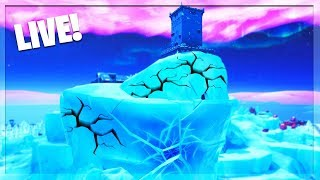 🔴 'NEW' FORTNITE POLAR PEAK EVENT! POLAR PEAK CRACKING! (FORTNITE BATTLE ROYALE)