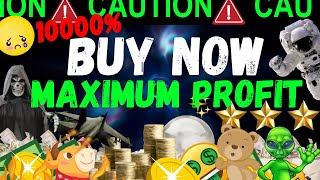 10000% Maximum Profit Gems Buy These Altcoin Gems Now! 2021 Sept 10 - Market? CRYPTO TALK And News