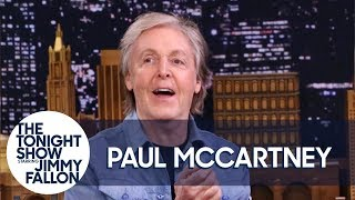 Paul McCartney Writes an Angry Song About Jimmy on the Spot