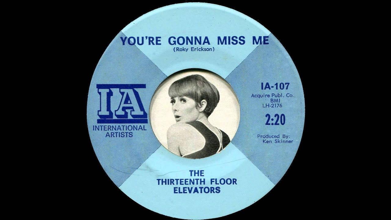 The Thirteenth Floor Elevators